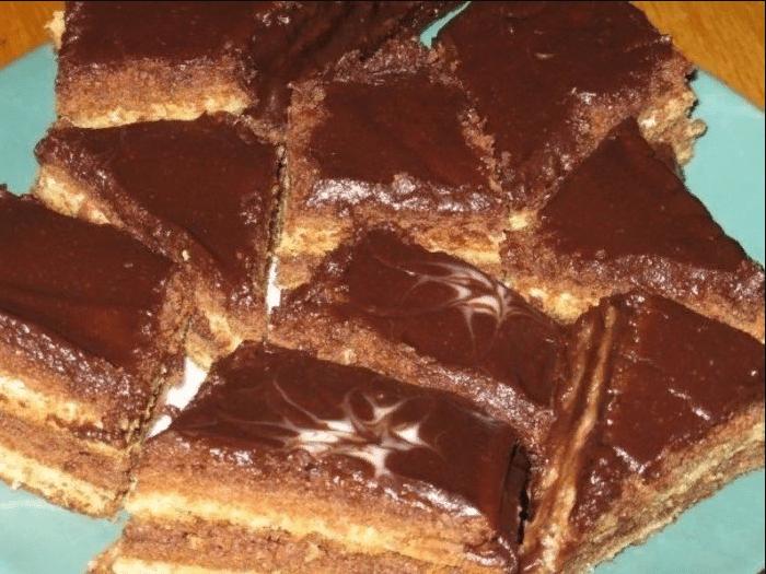 Шоколадный сметанник – просто и вкусно.