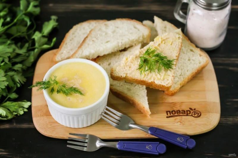 Домашние закуски на скорую руку! (топ-10 вариантов намазки на хлеб)