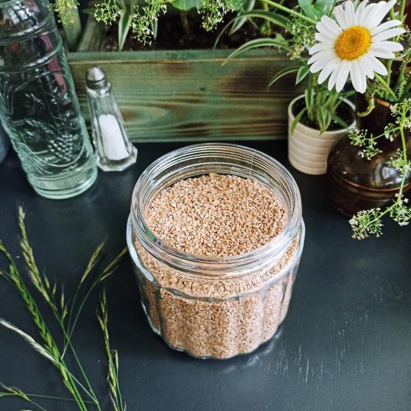 Как приготовить на гарнир пшеничную крупу - вкусно и просто!