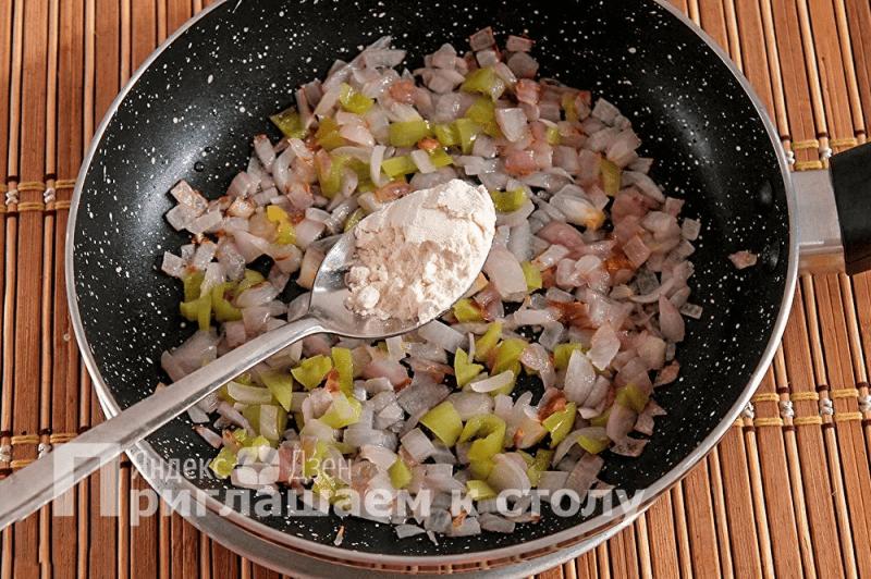 Подлива для макарон без грамма мяса: идеальный летный обед