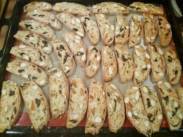Просто объедение Бискотти/Кантуччи - печенье из италии