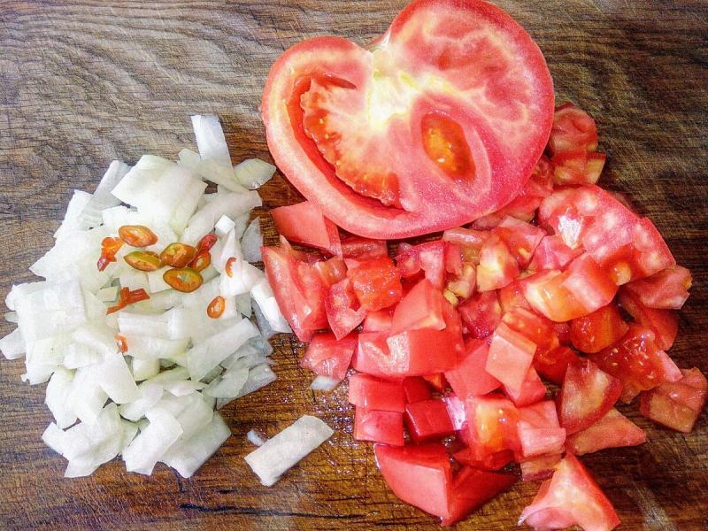 Рецепт летнего супа с фасолью. Быстро, вкусно и просто.