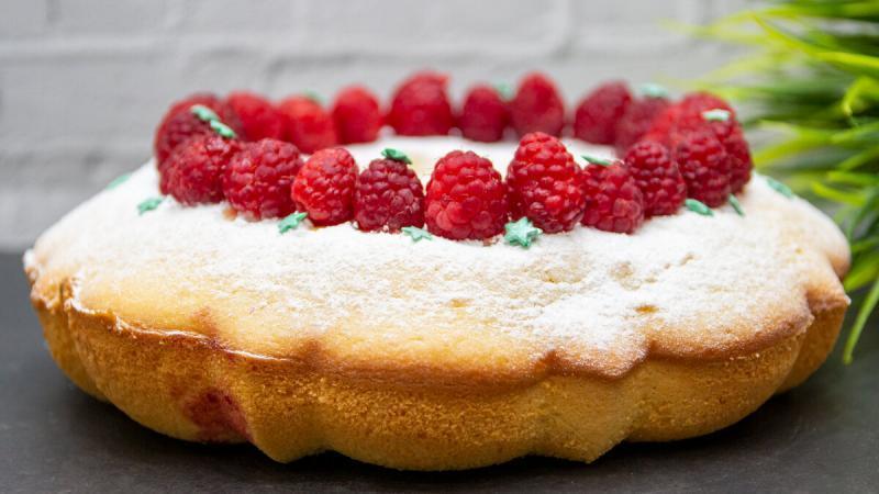 Рецепт пирога с ягодами. Сметанник - незабываемый вкус детства.