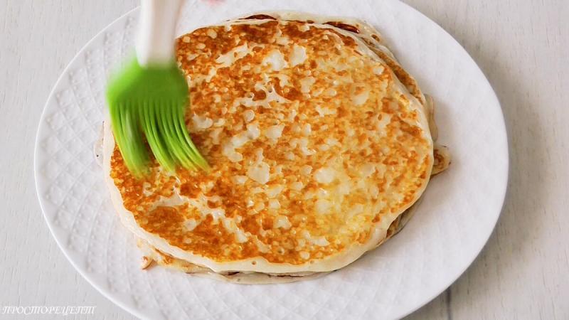 Творожные Блины к Завтраку от Марты Стюарт!