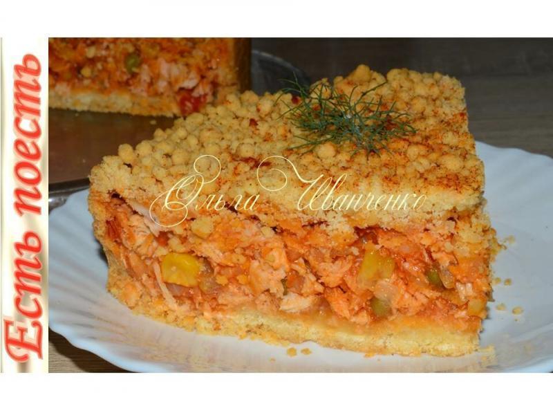 Восхитительный и вкуснейший бразильский пирог.