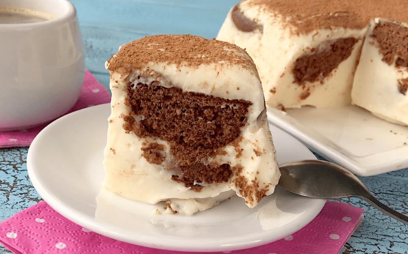 Как я делаю торт без выпечки, получается очень вкусно