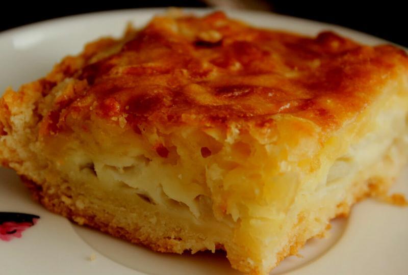 Как я готовлю сырный пирог в микроволновке. 10 минут и готово