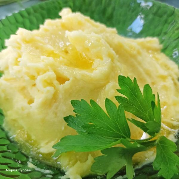 Как приготовить вкусное картофельное пюре.