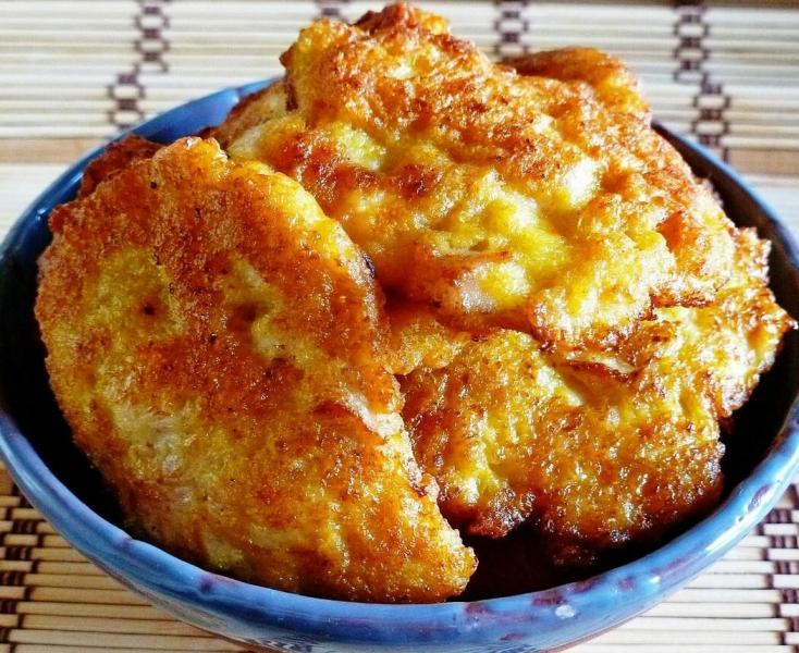 Люблю готовить шницели из курицы
