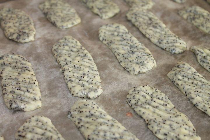 Печенье с маком. Пошаговый рецепт
