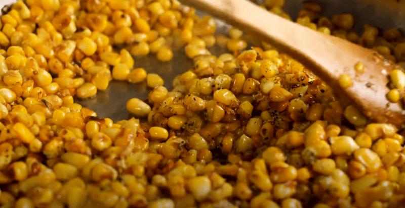 Салат из кукурузы по-мексикански 🌽