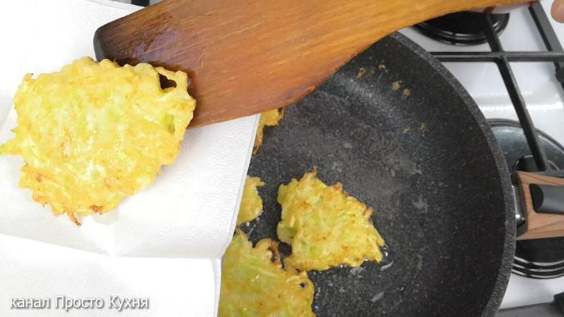 Всё лето так готовлю кабачки и не приедается (мой рецепт).