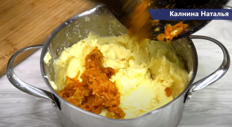 """Картофельный суп """"Берх"""""""