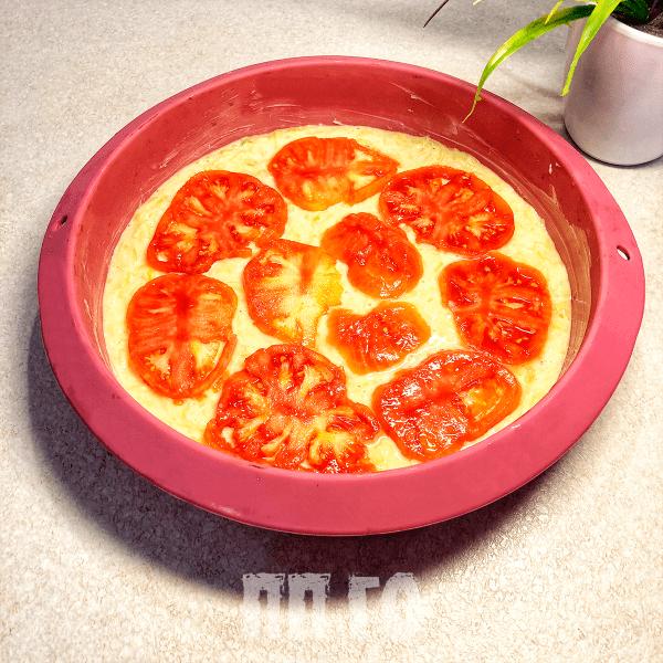 Пицца из кабачка – почти как знаменитая итальянская «Маргарита»
