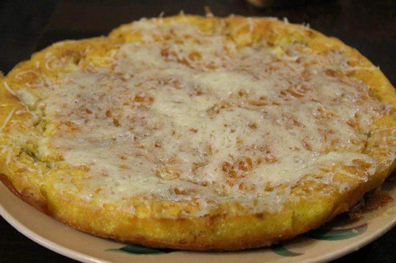 """Пирог за час: нежнейший заливной """"Пирог с капустой"""""""