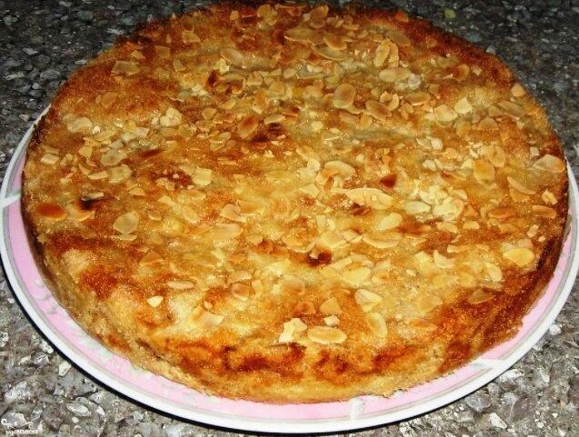 Варшавский яблочный пирог - достойная замена шарлотке