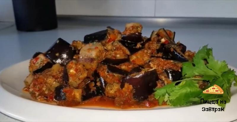 Вкуснее чем грибы: особый рецепт баклажанов
