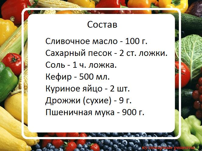 Жареные пирожки «по-деревенски».