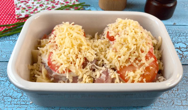 Как я готовлю порционные обеды для семьи