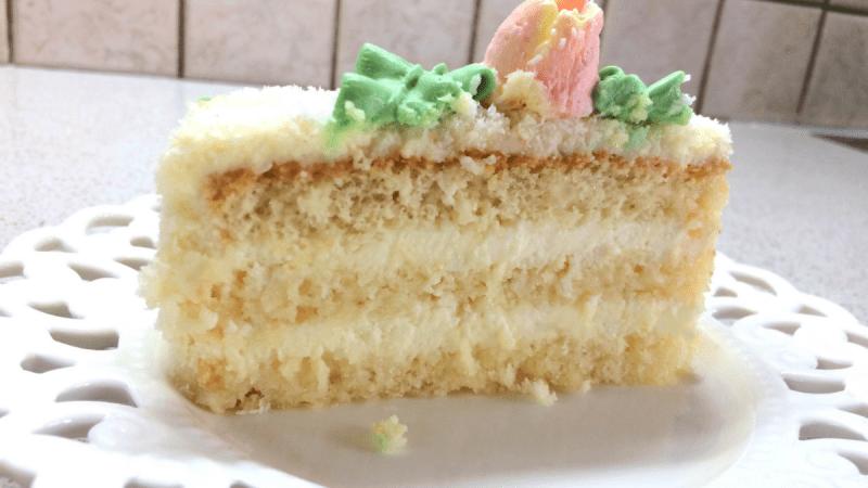 Как приготовить самый вкусный в мире Кокосовый торт