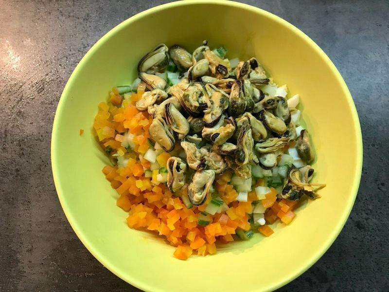 Новый салат, который будет на моем праздничном столе(делюсь рецептом)