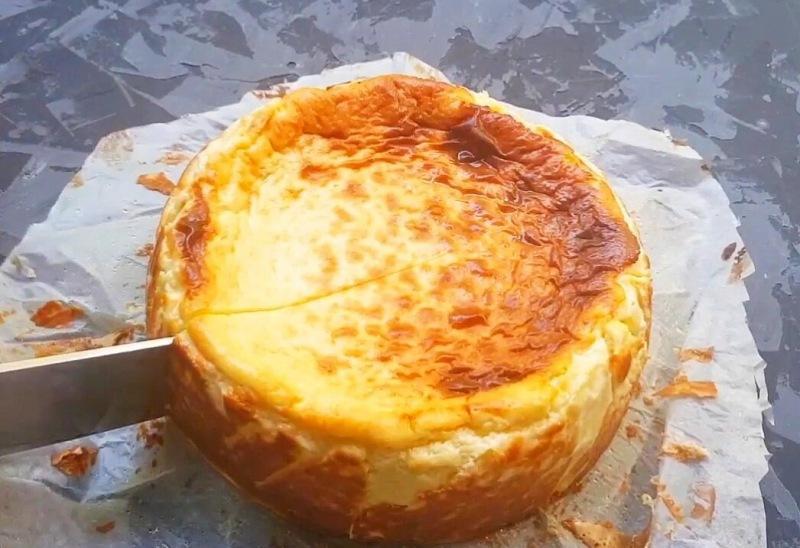 Обожженный, подгоревший, горелый чизкейк Сан Себастьян - подробный рецепт вкуснейшего десерта