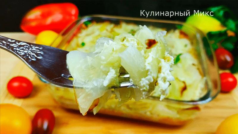 """Открыла для себя новый рецепт капусты """"сливочная"""": вкуснее, чем жареная, только проще (делюсь)"""