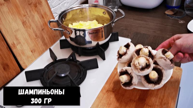 Приготовил популярный и вкусный суп из ресторанов - делается быстро. Любимый суп в нашей семье, съедают сразу - делюсь рецептом