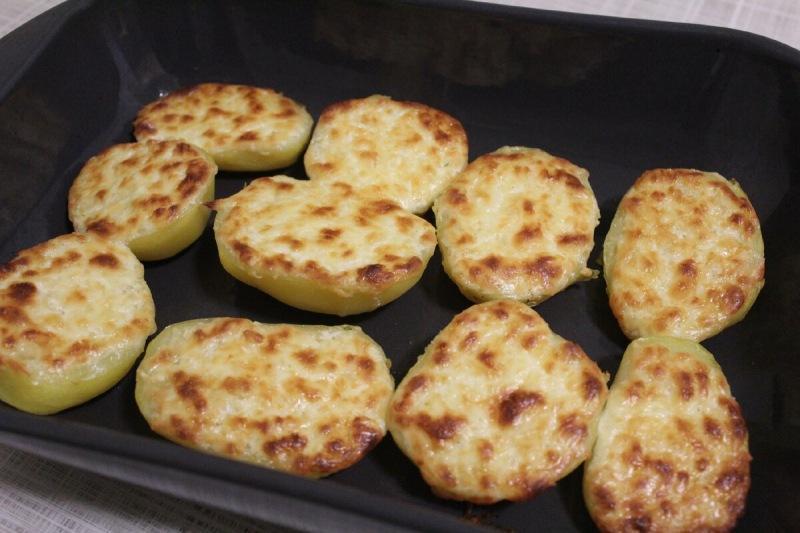 Приготовила гостям на гарнир этот картофель. Такого восторга я не ожидала