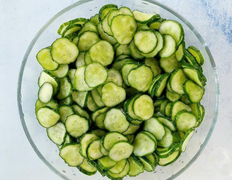 Шведский салат: оригинальная и вкусная заготовка на зиму
