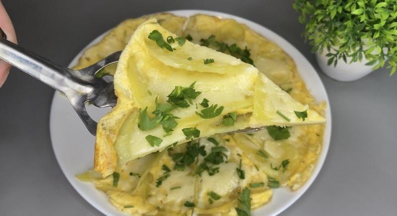Вкусный картофель за считанные минуты