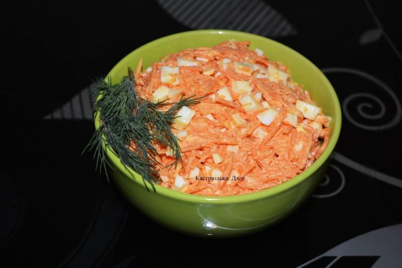 Вкусный салат на каждый день – просто, быстро и бюджетно