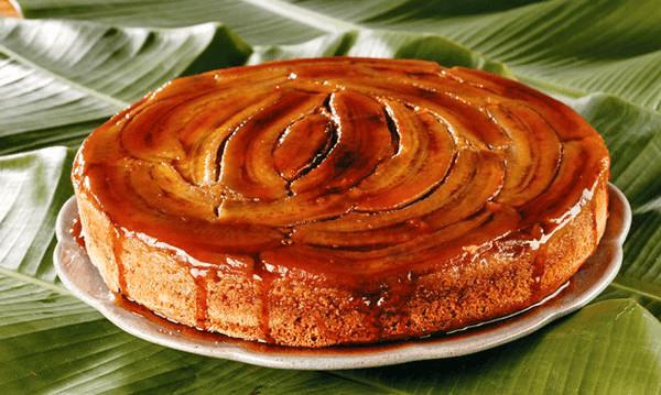 Банановый пирог- просто, вкусно и доступно