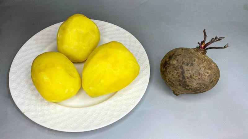 Беру картофель, свёклу и готовлю вкусный ужин: удивила своих родных