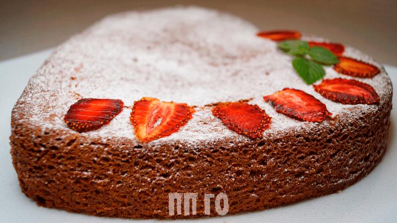 Кекс с халвой – удивительно простой рецепт необычной выпечки!