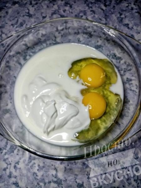 Ленивые сосиски в кляре или быстрый и вкусный завтрак