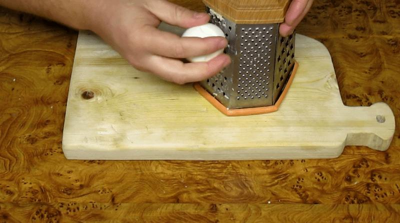 Лёгкий 10 минутный рецепт закуски из крабовых палочек.