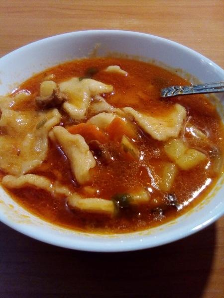 Папин суп, самый вкусный на свете - тыдыкуги :))
