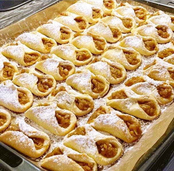 Печенье тает во рту, а рецепт дешевый и нет сливочного масла