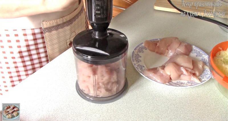 Просто, сытно, вкусно. Тефтели с кабачком. Легко приготовить!