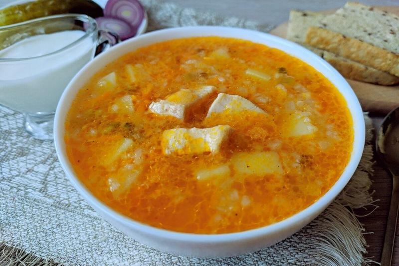 Рассольник с рисом: простой рецепт вкусного обеда