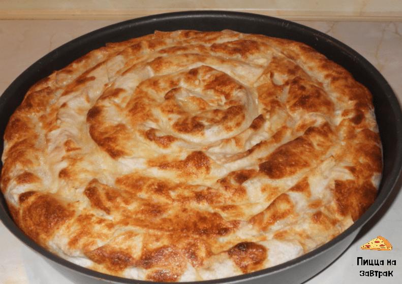 Самый вкусный пирог в моей жизни - болгарская БАНИЦА
