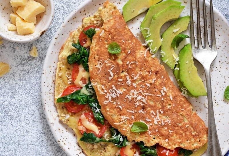5 быстрых и вкусных завтраков, как в кулинарных шоу
