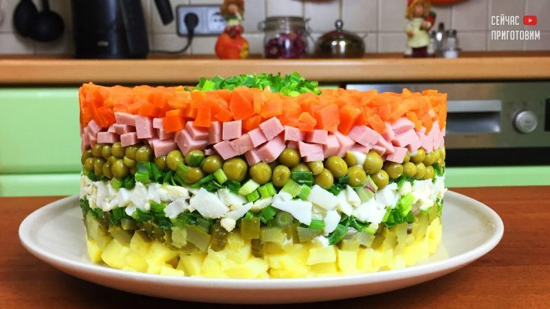 Как приготовить Оливье, чтобы салат получился идеальным