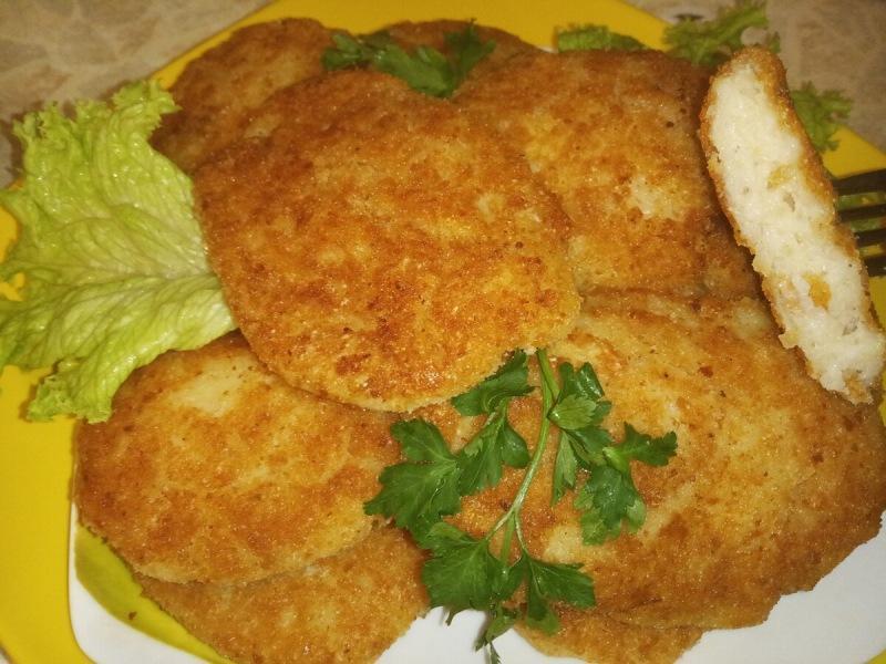 Мой любимый рецепт рыбных котлет