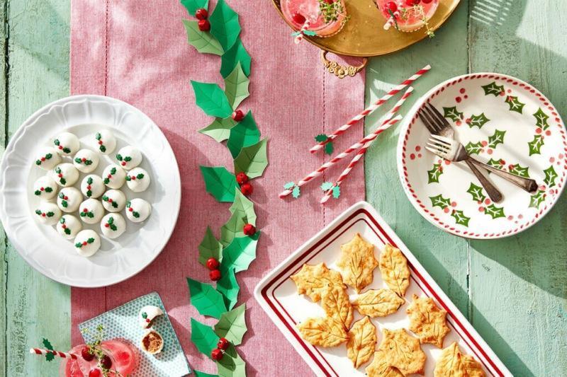 Простые рецепты новогодних закусок