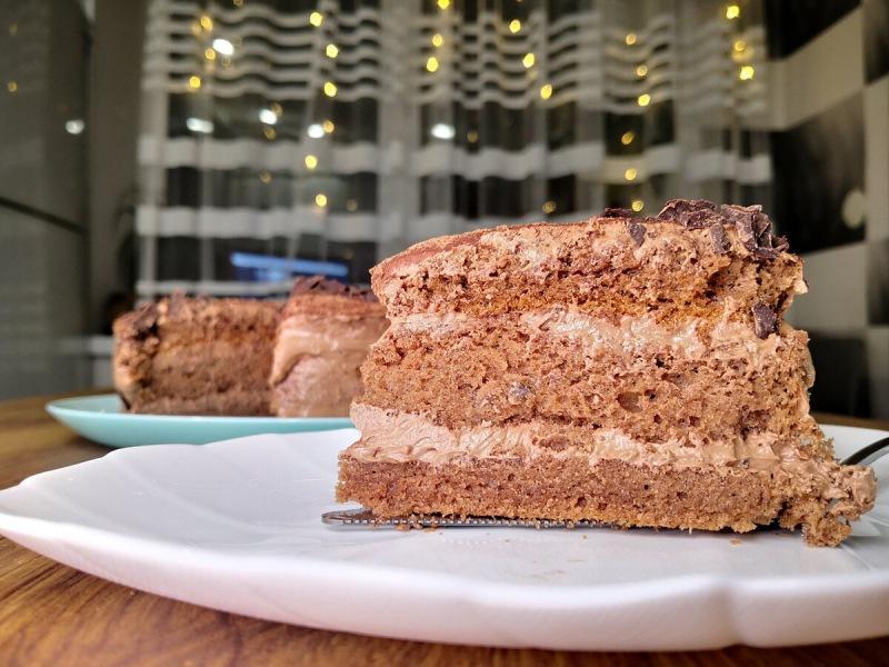 Идеальный трюфельный торт: секрет в тесте!
