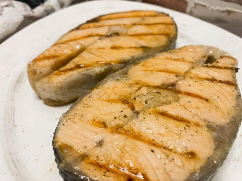 Как пожарить идеальный рыбный стейк