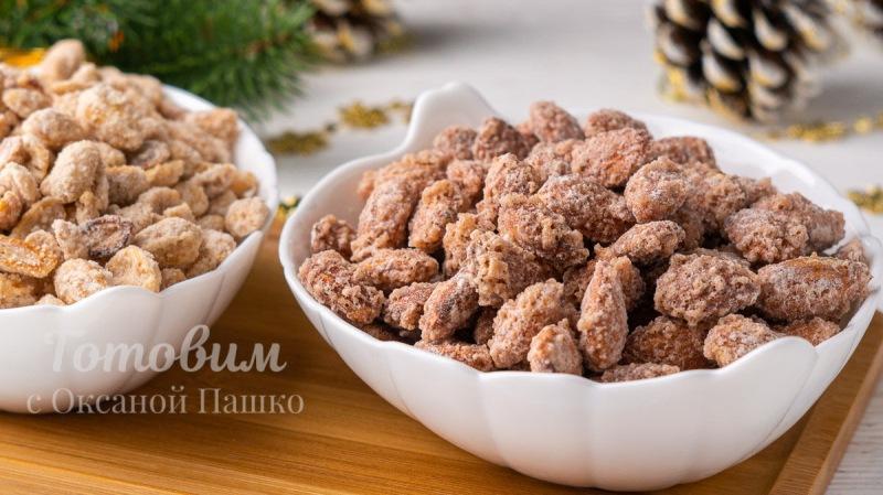 Орешки в Карамели. Самое Вкусное Лакомство