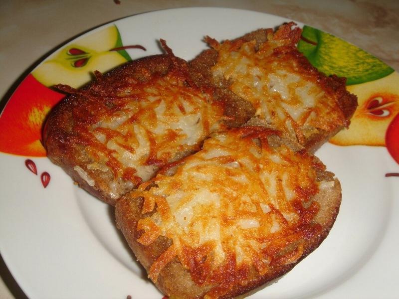 Бутерброды дешевые и быстрые в приготовлении.